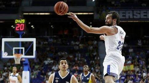 Sergio Llull bate el récord de asistencias en el 'playoff' de la ACB