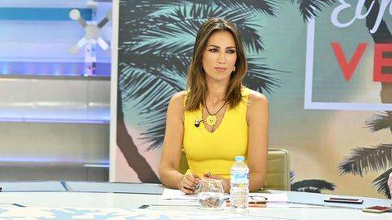 Patricia Pardo, en 'El programa del verano'. (Telecinco)