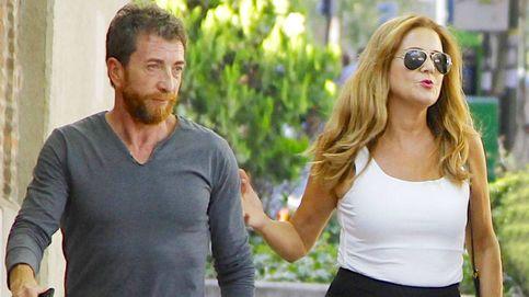 Pablo Motos y Laura Llopis: un calentador, un beso accidentado y un amor de 25 años