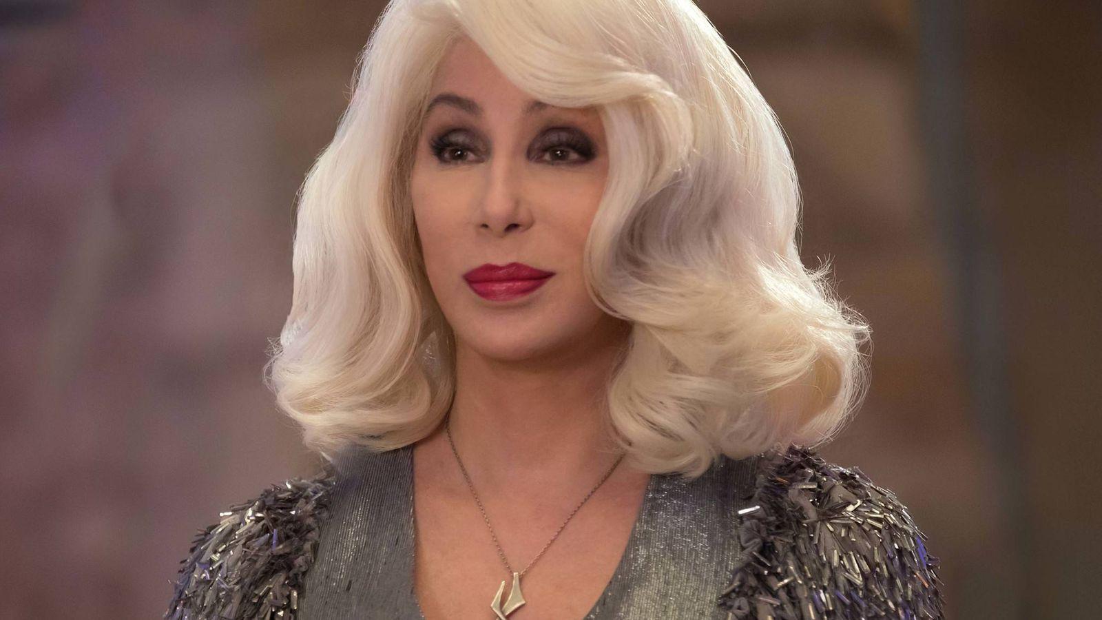 Fotos De Cher qué ha hecho cher para parecer más joven en mamma mia
