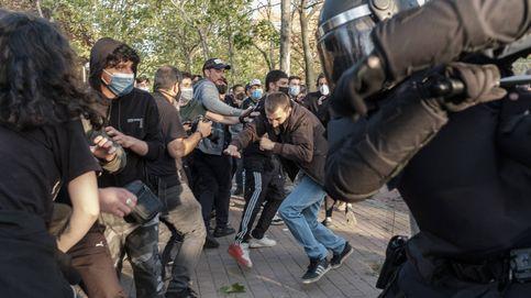 Elecciones Madrid | Cinco detenidos más por los disturbios en el mitin de Vox en Vallecas