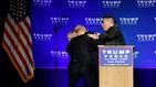 El Servicio Secreto saca a Trump de un mitin por una falsa alarma