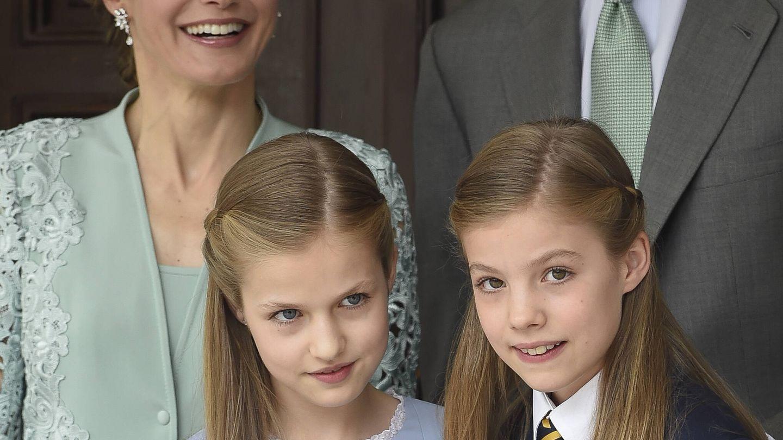 Leonor y Sofía. (Gtres)