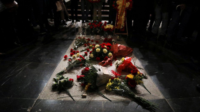 El Supremo decide hoy si paraliza la exhumación de Franco como pide su familia