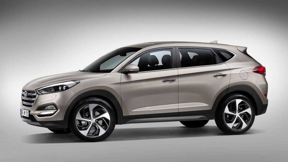 Nuevo Hyundai Tucson, sucesor del ix35
