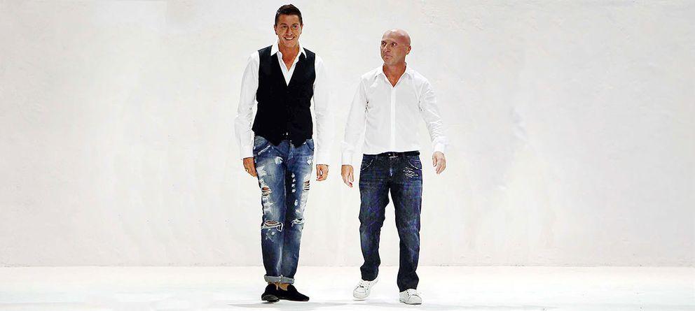 Stefano Dolce le declara su amor a Domenico Gabbana (aunque no son pareja)