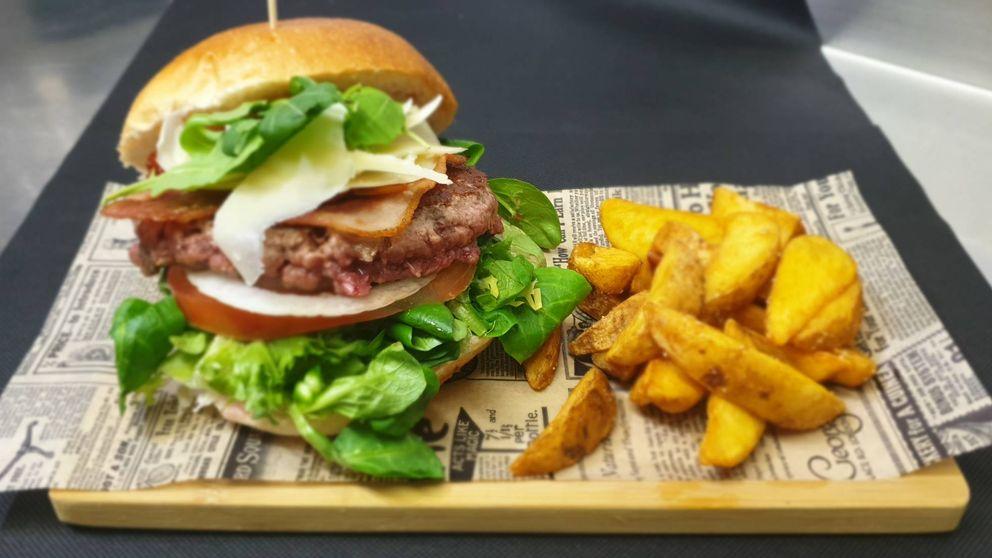 Cinco sitios de Madrid donde debes comer sí o sí hamburguesa