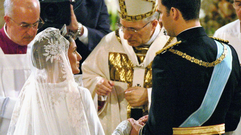 Uno de los momentos más emotivos de la ceremonia. (Getty)