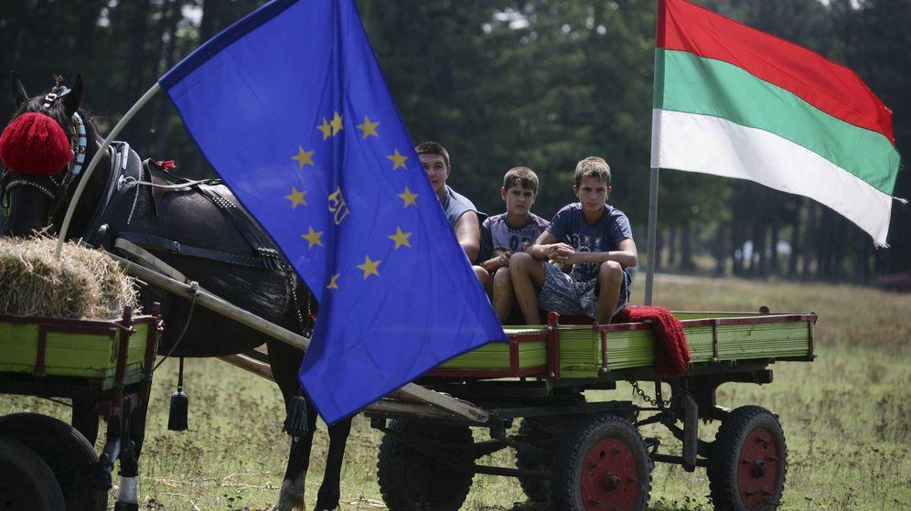 Foto: Imagen de archivo de 2008 en un pueblo de Bulgaria. (Reuters)