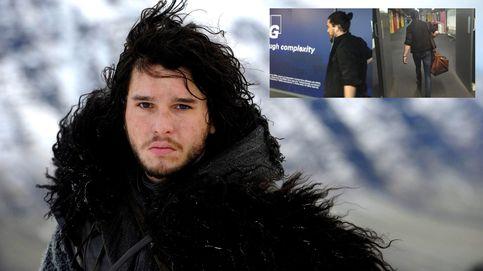 'Juego de tronos' - 'Jon Nieve' aterriza en Belfast, donde se está grabando la serie