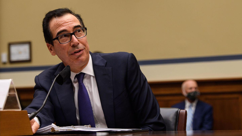 El secretario del Tesoro de EEUU, Steven Mnuchin. (EFE)