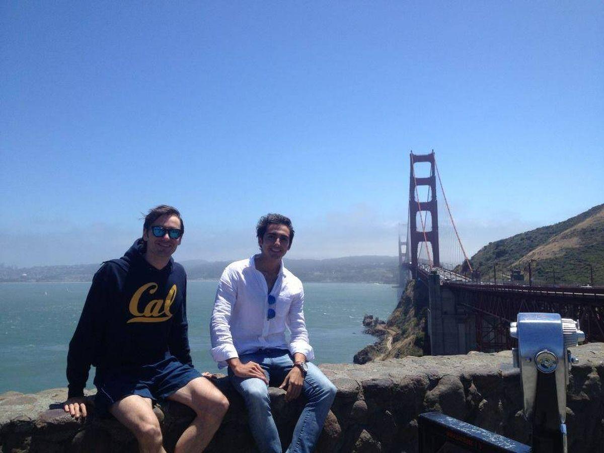Foto: Carlos y Fernando González de Villaumbrosia, cofundadores de Product School.