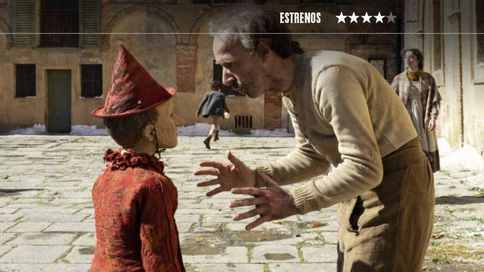 'Pinocho': una guía pesimista y bella sobre la paternidad