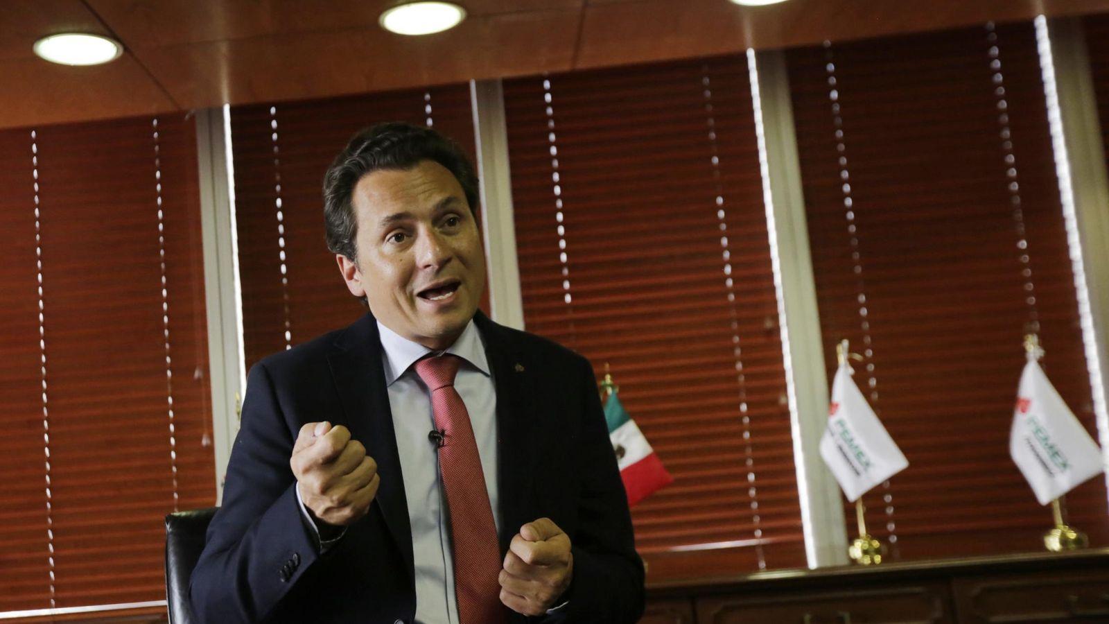 Foto: El antiguo director general de Pemex Emilio Lozoya. (Reuters)