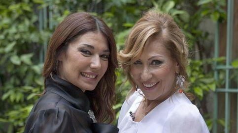 Raquel Revuelta y Rosa Benito se ponen flamencas