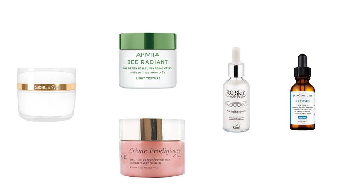 Las Mejores Cremas Y Sérum Antiarrugas Para La Cara