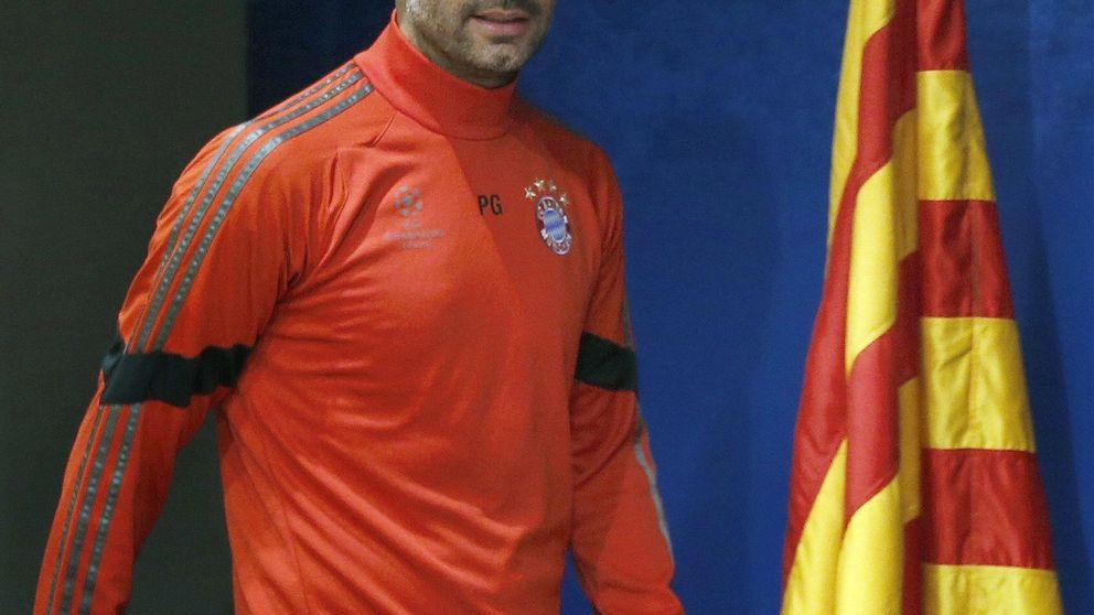 Pep, un culé más en Berlín y el Barça, otra vez judicializado en plena fiesta