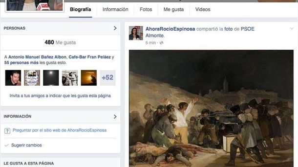 Foto: Día 10 - En Andalucía, en todas las elecciones se fusila