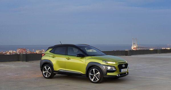 Hyundai Kona La Nueva Apuesta Todocamino De Hyundai