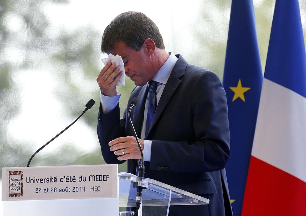 Foto: Manuel Valls (Reuters).