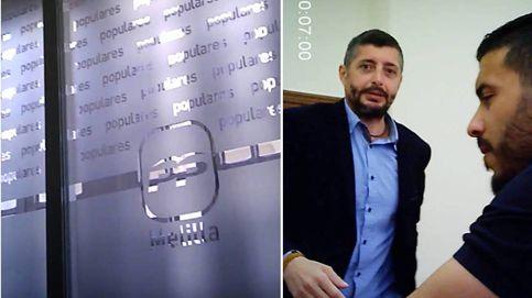Un vídeo muestra al hijo del presidente de Melilla (PP) comprando votos por empleos