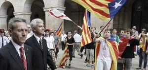 Foto: Josep Anglada bate su récord: dos peleas en la calle en solo tres días