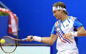 Ferrer vuelve a caer en su debut en el Godó, esta vez ante Gabashvili