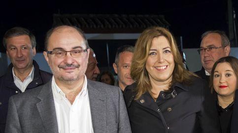 """El presidente de Aragón: """"A Susana Díaz le toca parar, templar y mandar"""""""