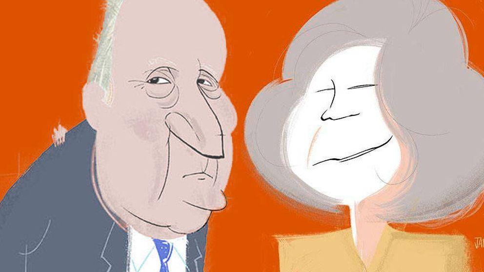 Los reyes Juan Carlos y doña Sofía y su misteriosa nueva relación matrimonial