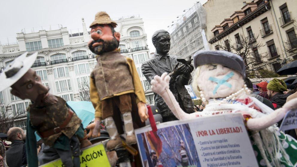 Admitida la demanda contra los titiriteros: el juez rechaza ir contra Carmena y Mayer