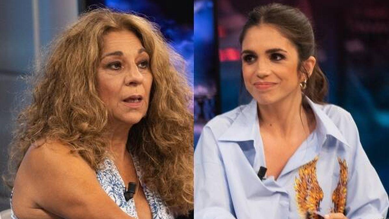 ¿Los digo?: Elena Furiase 'acorrala' a Lolita con una cuestión personal en 'El hormiguero'