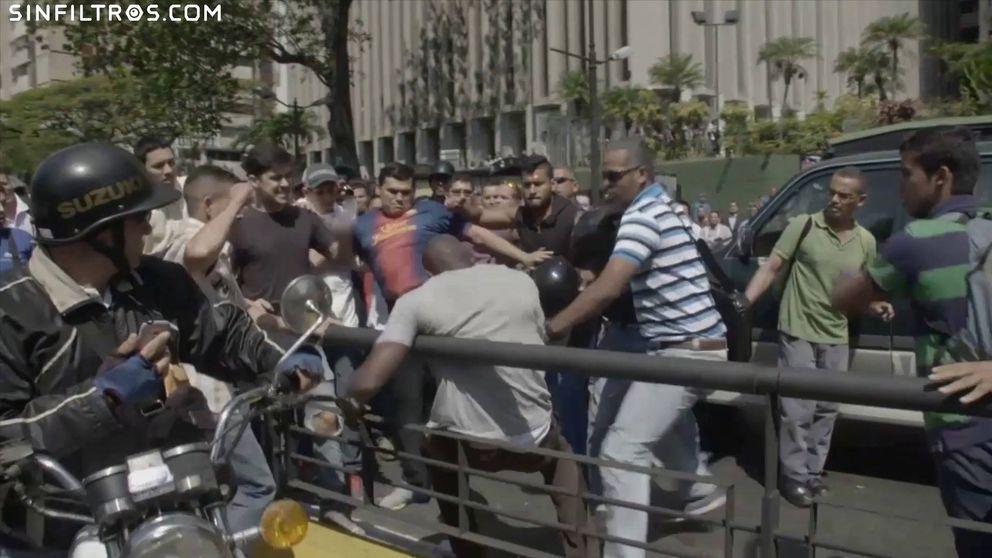 Vecinos y verdugos: ola de linchamientos en Venezuela