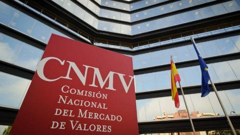 Sede de la CNMV. (EFE)