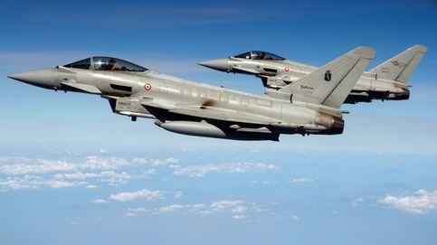 Estos son los cazas más potentes que guarda la OTAN