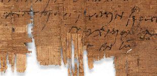 Post de Descubren una carta entre cristianos del siglo III que revela de qué hablaban entonces