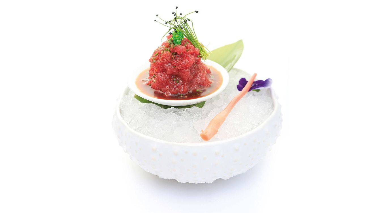Foto: Tahini ofrece un ambiente relajado en el centro de Madrid y una gastronomía auténtica y sofisticada.
