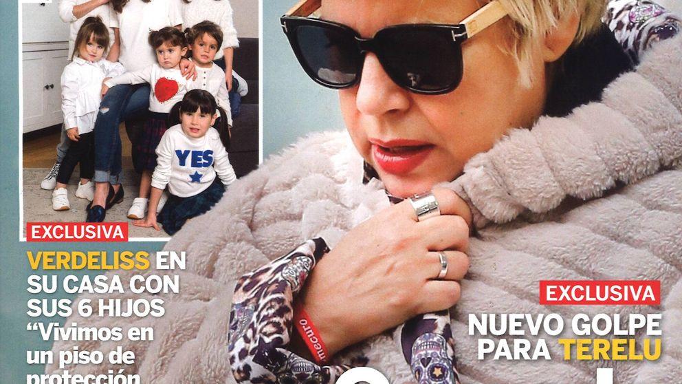 Terelu Campos, operada de urgencia (y con éxito) según las revistas