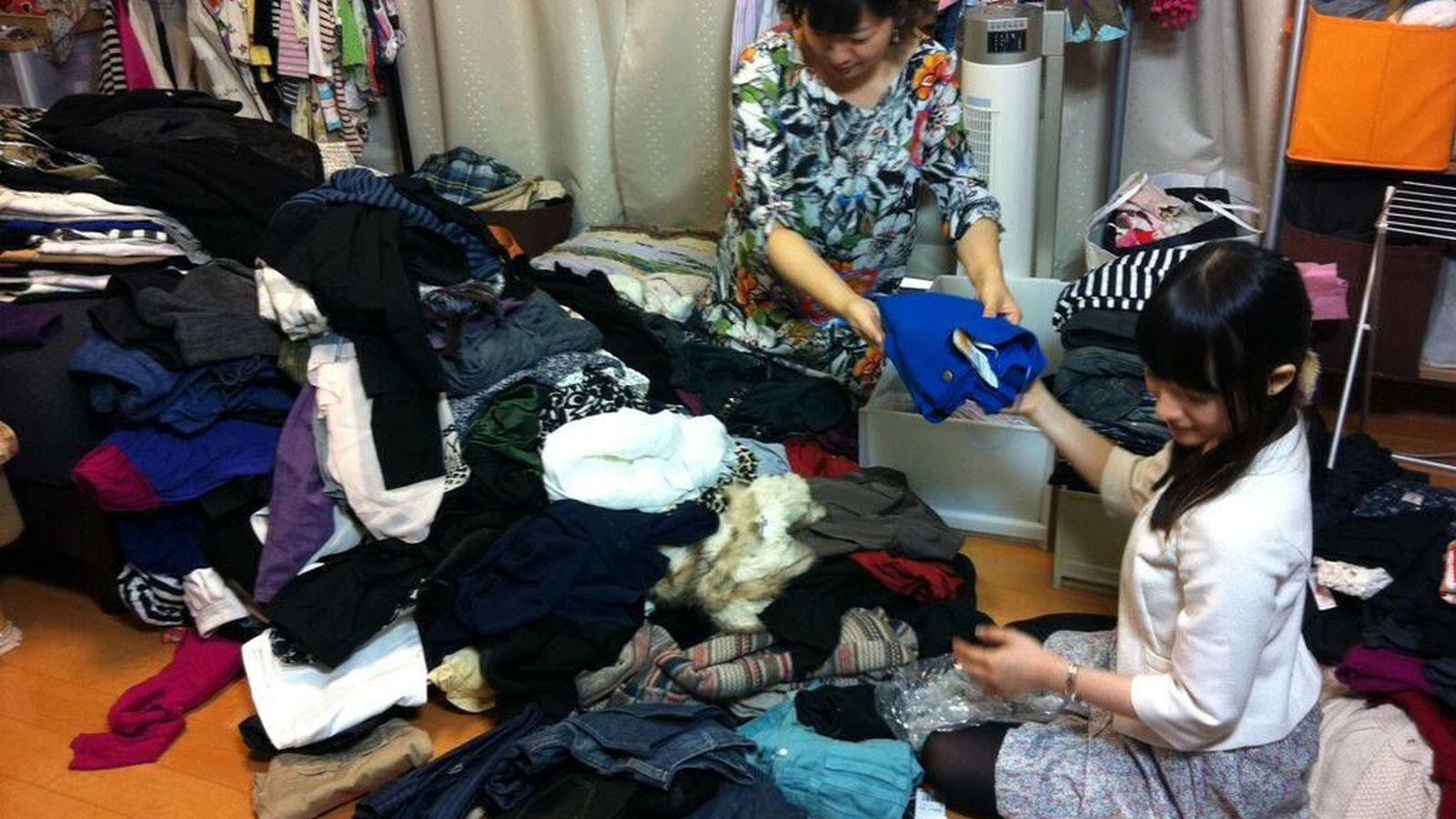 Ordenar el m todo definitivo para ordenar tu casa y doblar tu ropa por una supercrack - Por fin vas a ordenar tu casa ...