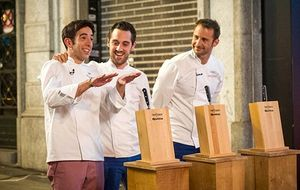 'Top Chef' alcanza su segunda mejor marca de la temporada