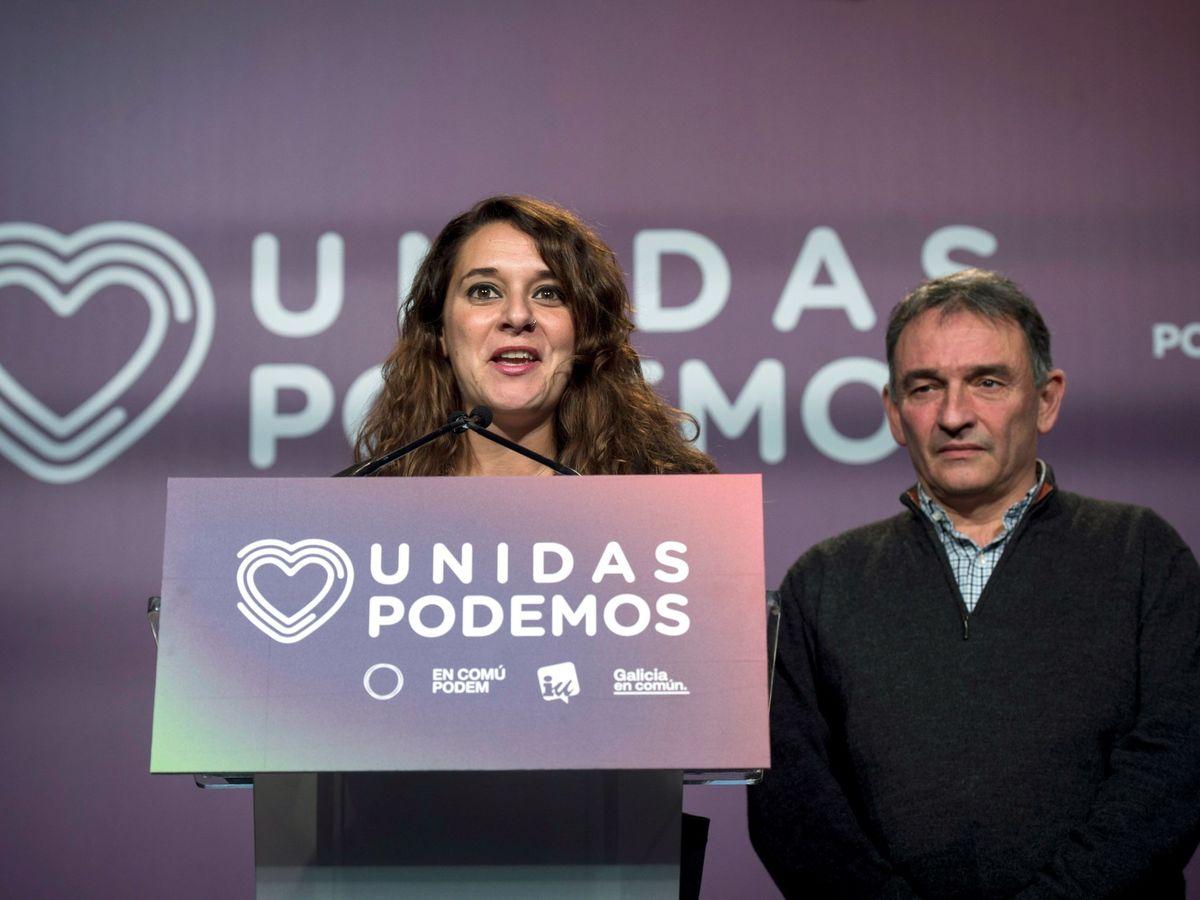 Foto: Noelia Vera, en una foto de archivo. (EFE)