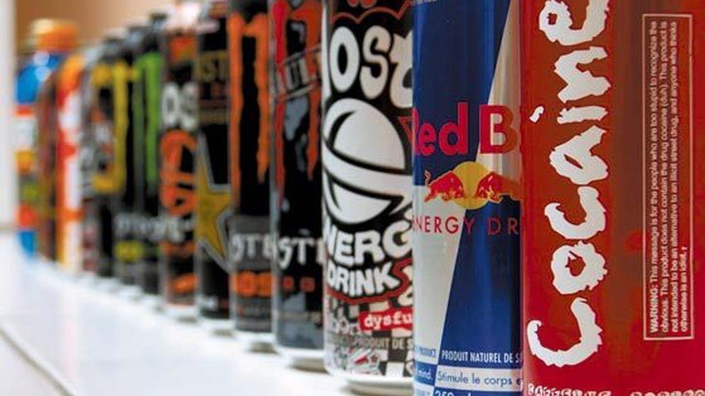 Foto: El consumo de bebidas energéticas es cada vez mayor entre los jóvenes