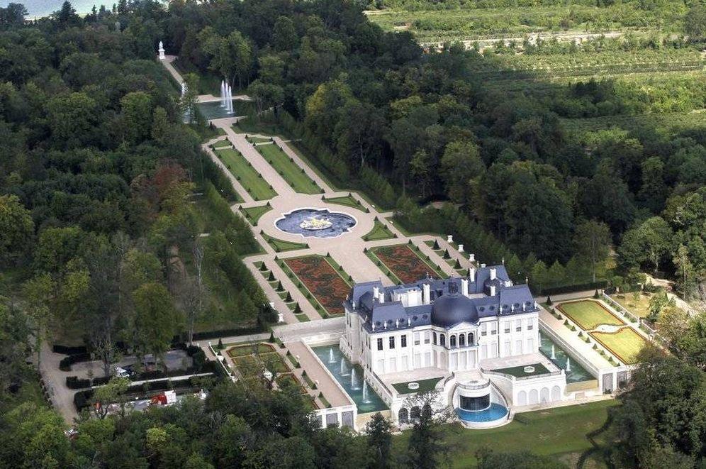 Foto: La casa más cara del mundo en Francia, propiedad Mohamed bin Salman. (Houseoftherich.com)