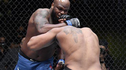 UFC Las Vegas 19: el espectacular KO de 'La bestia negra' Lewis al favorito Curtis Blaydes