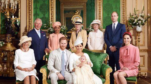 El bautizo de Archie 'divide' a los hermanos de Lady Di: la comentada ausencia de Charles