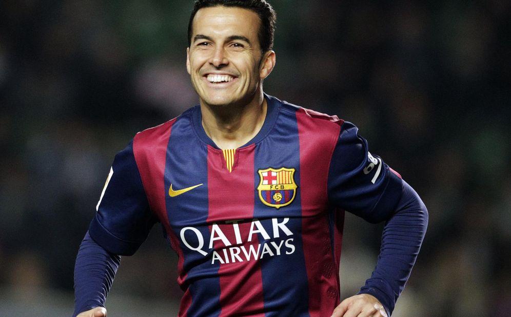 Foto: Pedro espera recuperar la sonrisa perdida en el Manchester United (Reuters)