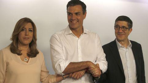 La jornada de primarias del PSOE en imágenes
