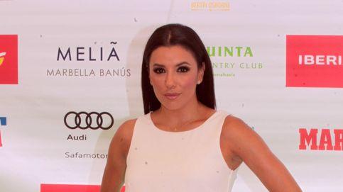 Eva Longoria, 'compuesta y sin novio' en Marbella