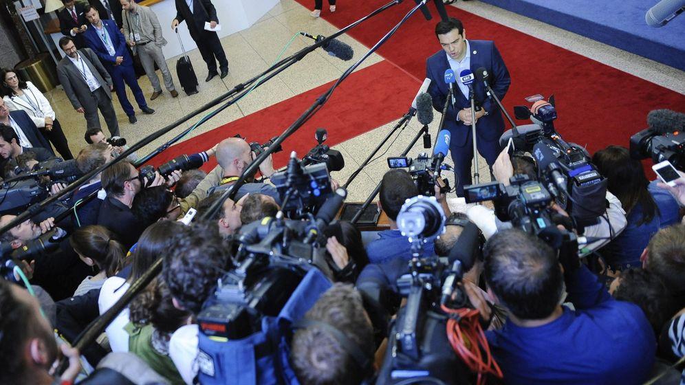 Foto: Hay acuerdo en Grecia: así han sido las 17 horas de negociación en Bruselas