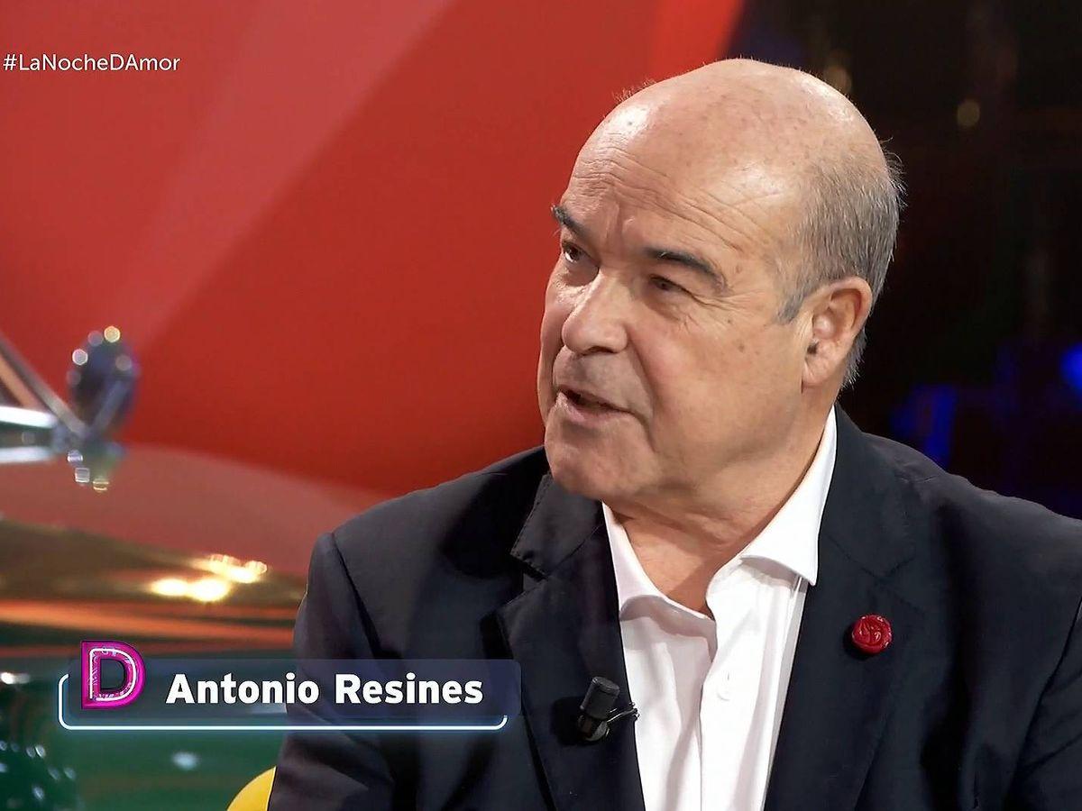 Foto: Antonio Resines, en 'La noche D'. (TVE)