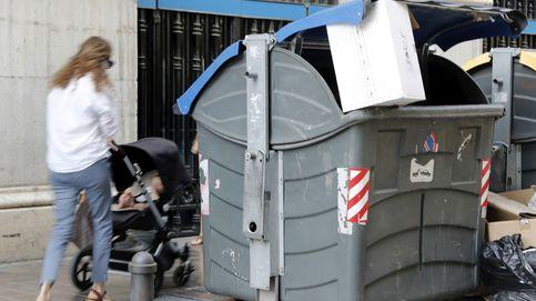 Un mendigo encuentra a un bebé con vida en un contenedor de Ourense